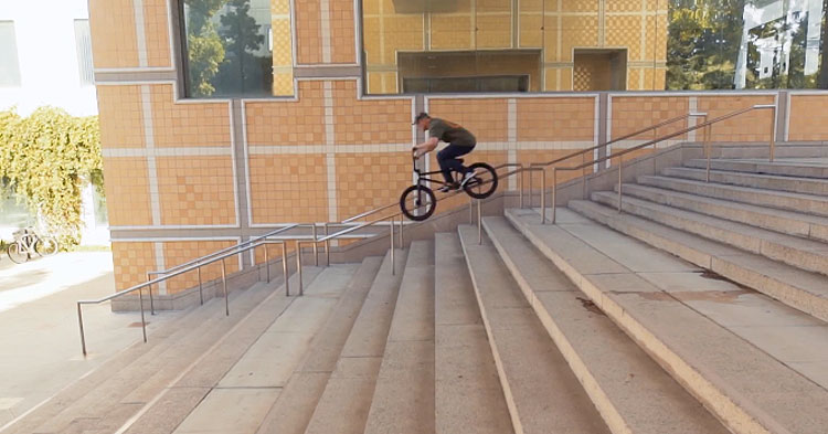 "BSD – Mike ""Jersey"" Taylor ""Transmission"" Section"