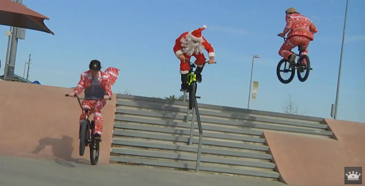 Empire BMX Christmas