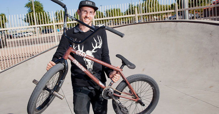 Volume Bikes – Eric Bahlman Bike Check