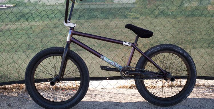Fiend – Ty Morrow Bike Check