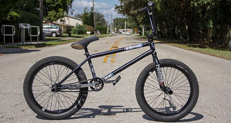 Keandre Lindo Bike Check