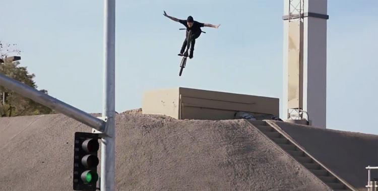 "Kink BMX – Chad Osburn ""Full Speed Through The Southwest"""