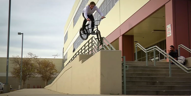 Kink – Calvin Kosovich Welcome to the Pro Team Video