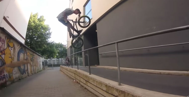 "DUB BMX – ""Graft 3"" – Sam Jones and Jordan Godwin"