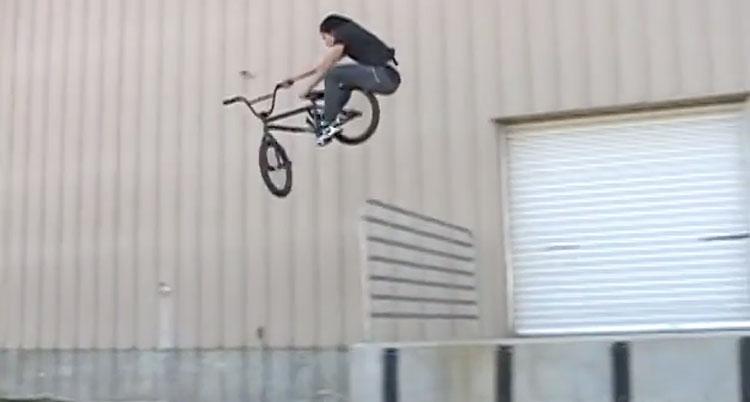 Props BMX – Garrett Reynolds Bio