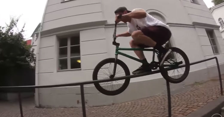 "DUB BMX – ""Graft 3"" Lewis, Laczko, Mills-Wakley & Hoffmann"