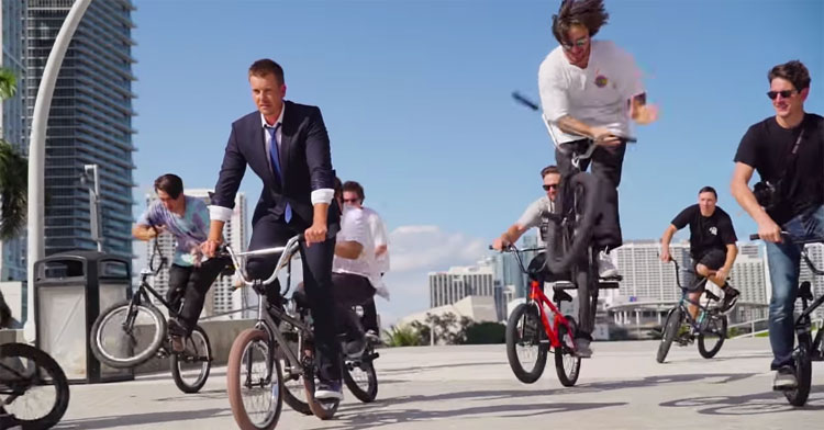 Odyssey Team In a Hugo Boss Commercial?