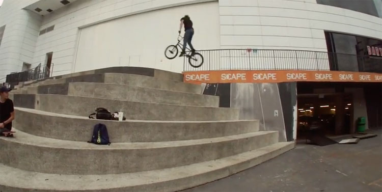 NSR Bikes X Civilian Brand – Sean Crowley Video