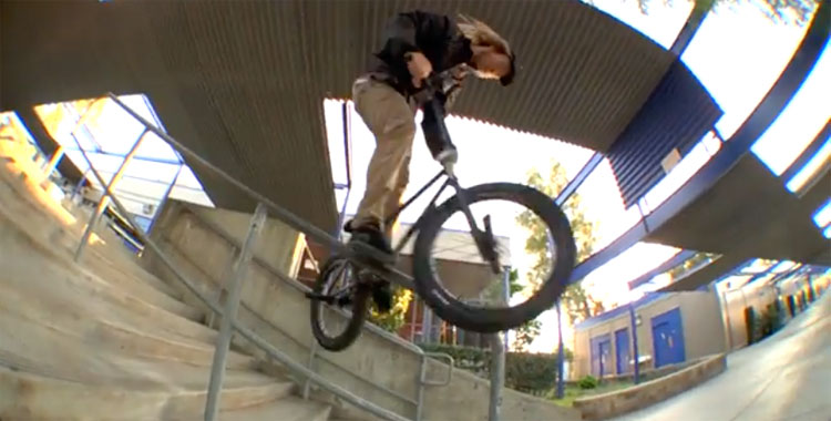 The Trip – Ty Morrow and Andrew Castaneda LA Rail Session