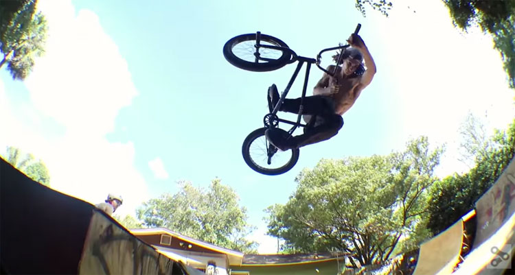 Backyard Session at Trey Jones' with Shadow and Subrosa