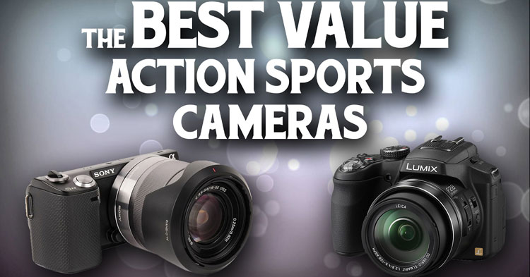 Best Value Action Sports Cameras For BMX