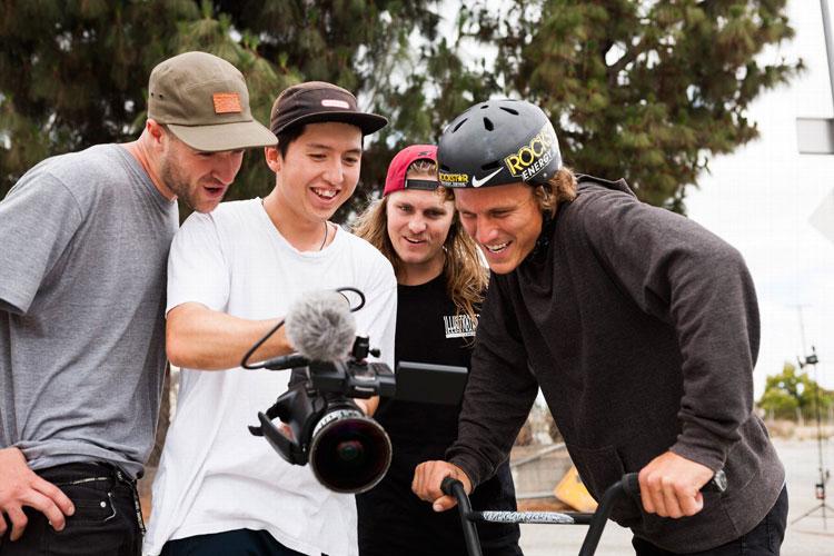 Doeby Huynh BMX filmer