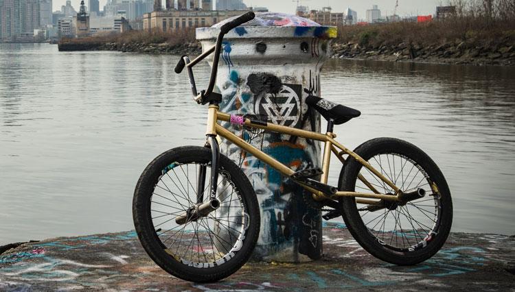 John Yoh BMX Bike Check Cult Animal Bikes