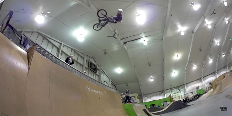 Matty Cranmer Airs Massive Over Big Boy