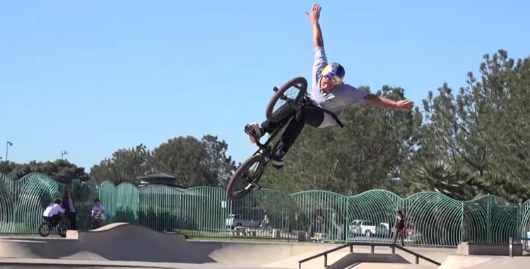 Vans BMX Pro Cup – Rider Profile: Tyler Fernengel