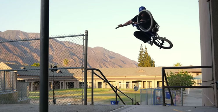 Animal Bikes – Andrew Castaneda Welcome to the Pro Team