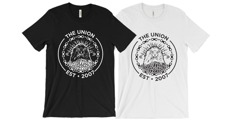 Union Eagle T-Shirts