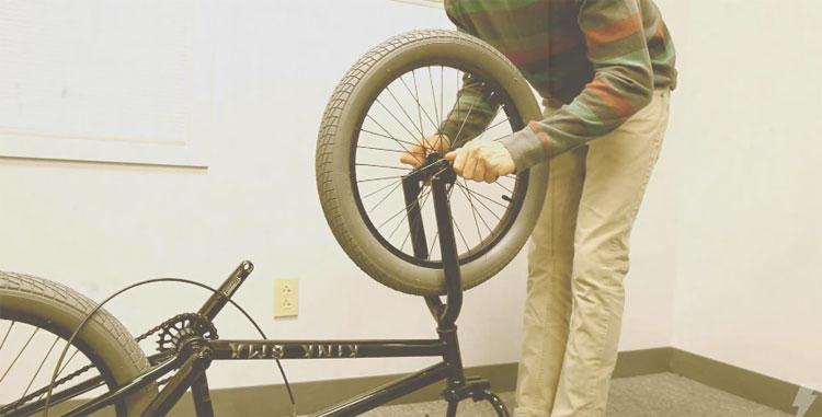 Dan's Comp – How To Assemble A Complete BMX Bike