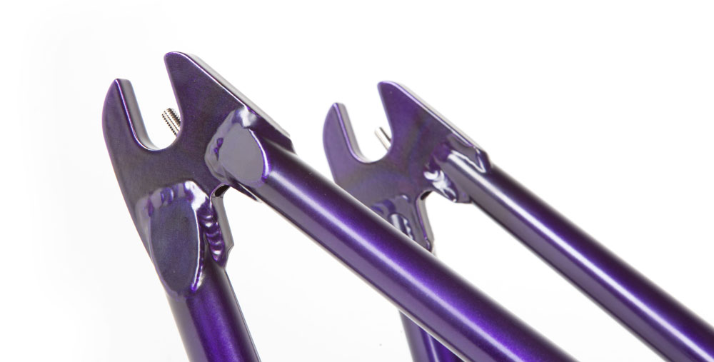 Fit Bike Co. Savage BMX Frame Matt Nordstrom