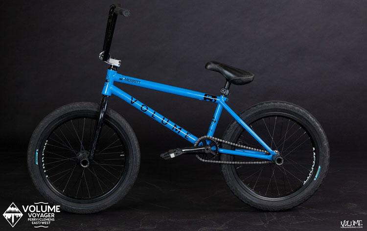 Volume Bikes Billy Perry Voyager BMX bike