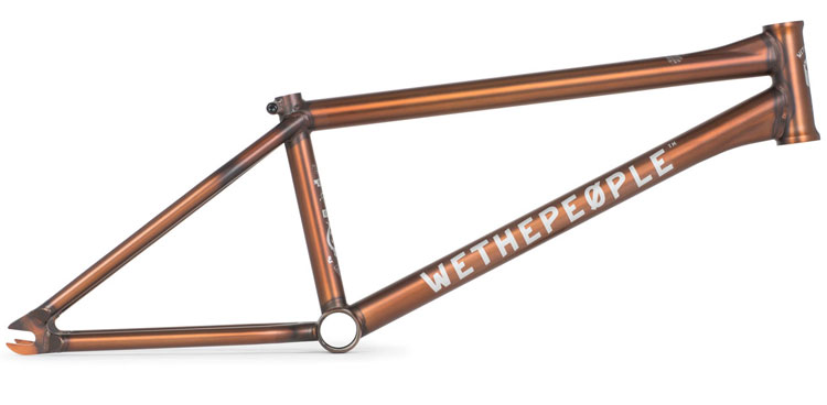 Wethepeople BMX Battleship Bike Frame