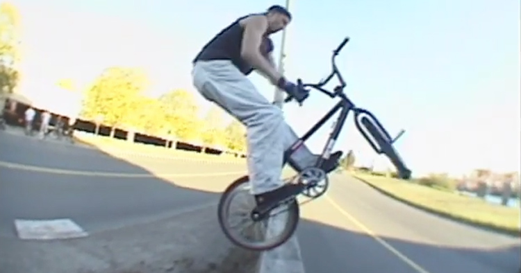 "Ben ""Twin Finn"" McEwen ""Blueprint"" Section (2001)"