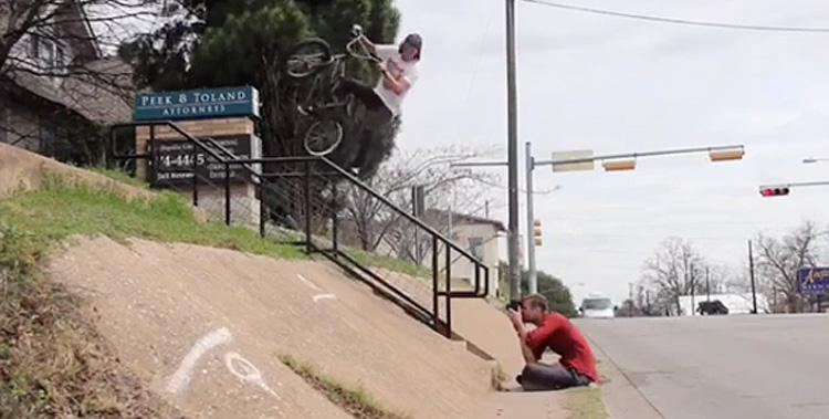 Clint Reynolds On Empire BMX