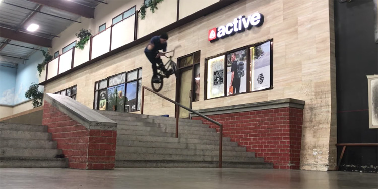 Fiend – BMX At The Berrics