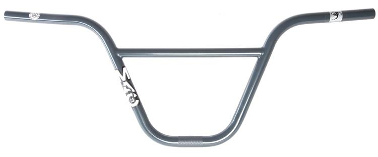 Fit Bike Co. Mac 10 BMX Bars Dark Grey