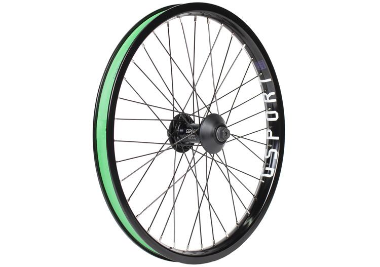 GSport Roloway Front Wheel Birdcage Rim