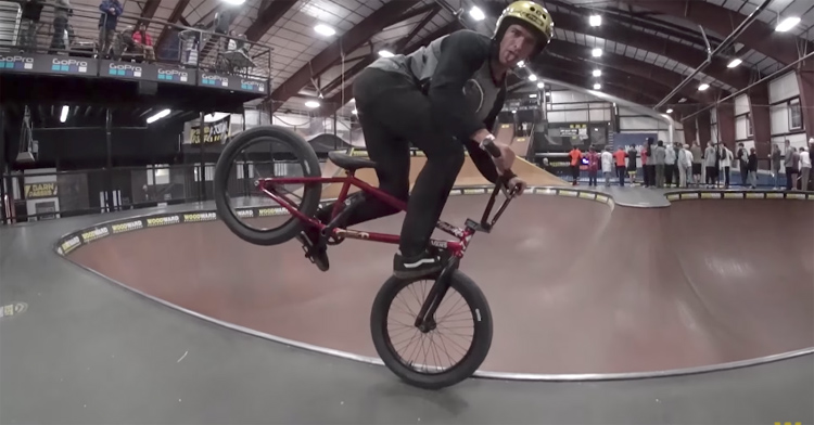 Larry Edgar at Woodward Copper