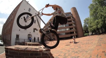 "Madera BMX ""10 Year Mixtape"" BMX Video Full"