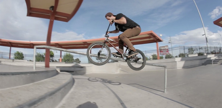 Nike BMX Skatepark Sessions
