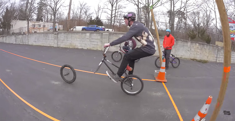 Scotty Cranmer – Bike Manual Challenge