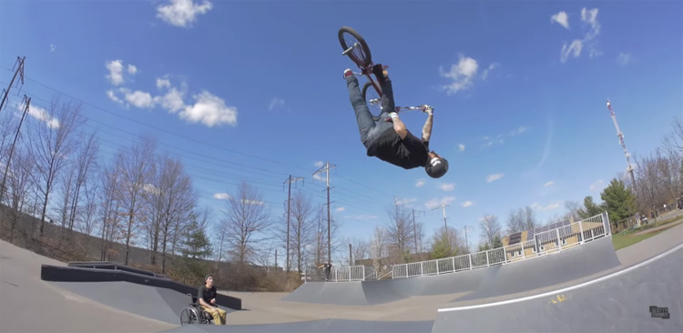 Scotty Cranmer – Puppy Arms Is Flippin' Out