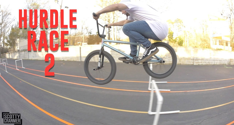 Scotty Cranmer – BMX Hurdles 2