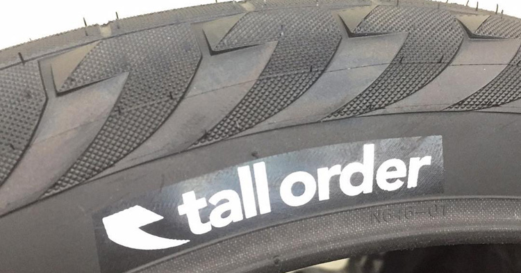 Sneak Peek: Tall Order – Wallride Tire