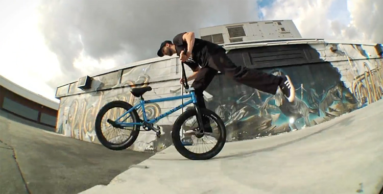 Volume Bikes – Billy Perry & Josh Clemens Voyager Frame Promo