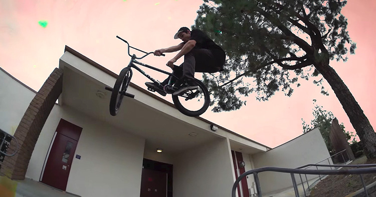 "Wethepeople BMX – ""Endstate"" Trailer"