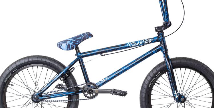 Volume Bikes – 2018 Broc Raiford Signature Complete Bike
