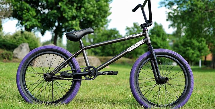 Colony BMX – Attila Godi Bike Check
