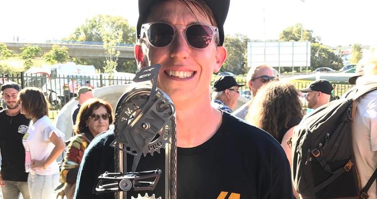 Chase Hawk Wins Vans BMX Pro Cup Malaga