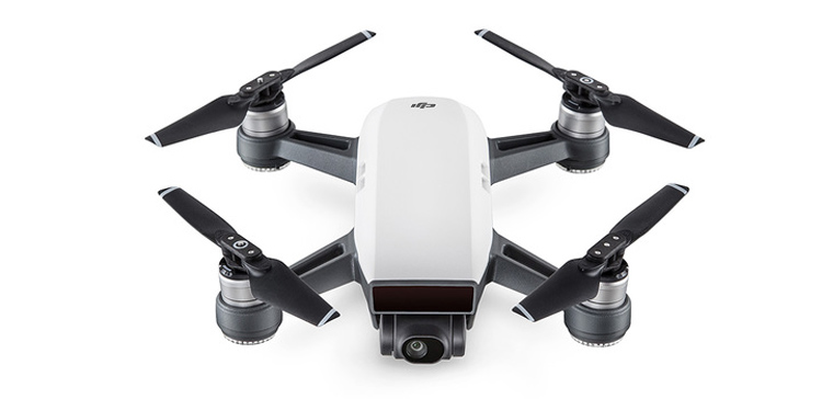 DJI Spark Drone Out Now