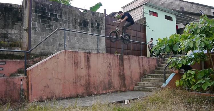 """Madera – Memo #2: Dylan McCauley """"Paseando en Ecuador"""""""