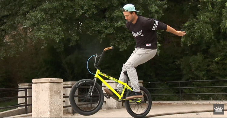 Empire BMX - Aaron Ross: How To Suicide No Hander