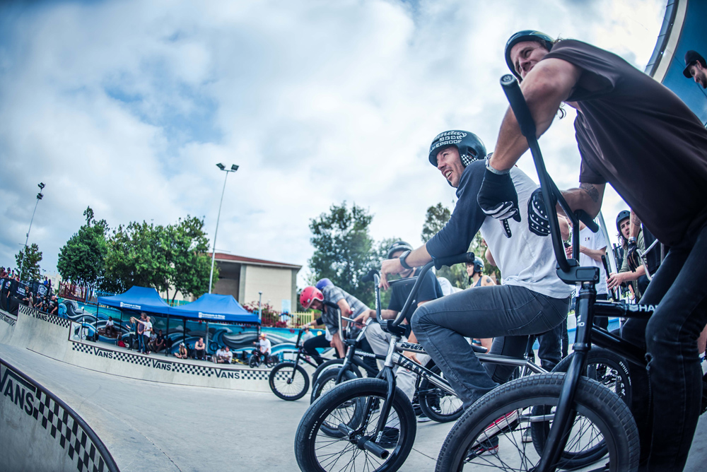 Vans BMX Pro Cup Malaga - Gary Young and Crew