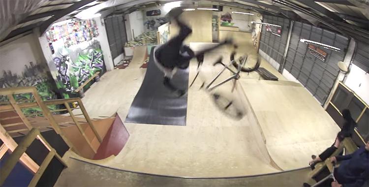 Kaine Mitchell – Throwaway 2017 Video