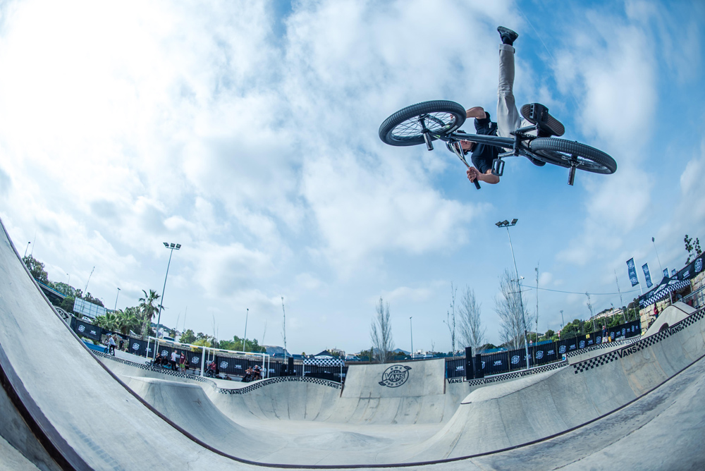 Vans BMX Pro Cup Malaga - Kevin Peraza Can Can