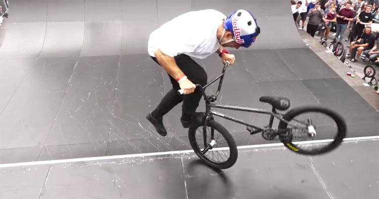 040 BMX Mini Ramp 2017 Contest Highlights