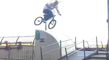 Animal Bikes Mike Hoder Foreign and Domestic BMX video